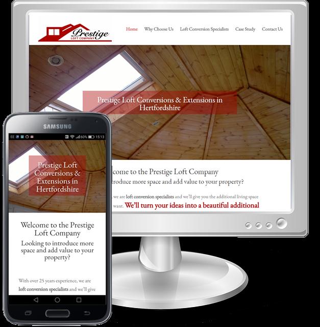 Websites for carpenters in Hertfordshire