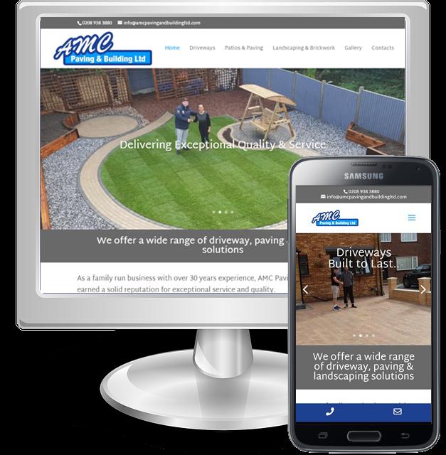 Web design for gardeners in Hertfordshire