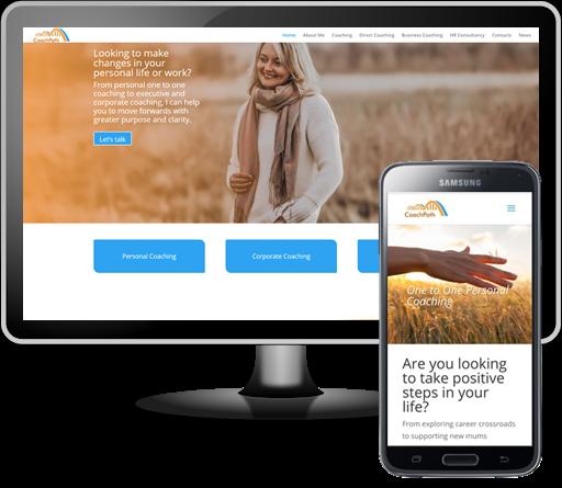 Affordable web design in Hertford
